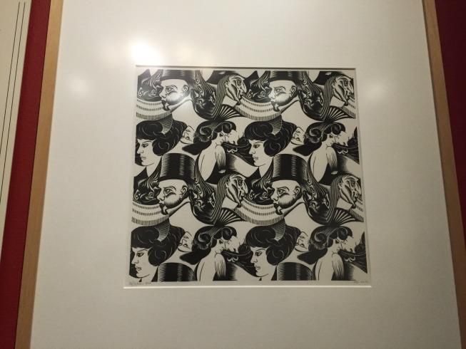 Obra do Escher