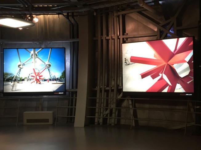 Fotos e vídeos sobre o Atomium