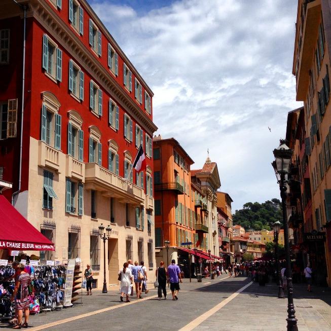Ruas de Nice