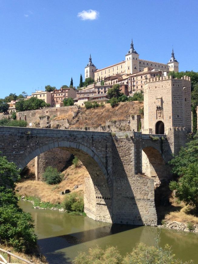 Ponte de Alcântara - entrada para a cidade